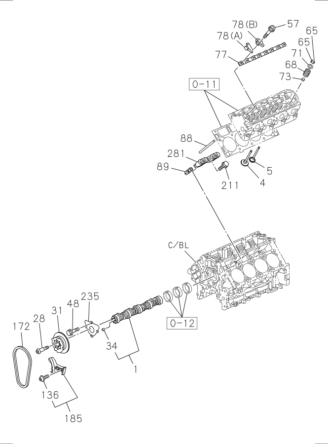 Isuzu Npr-hd Pin  Engine  Eng  Sfi