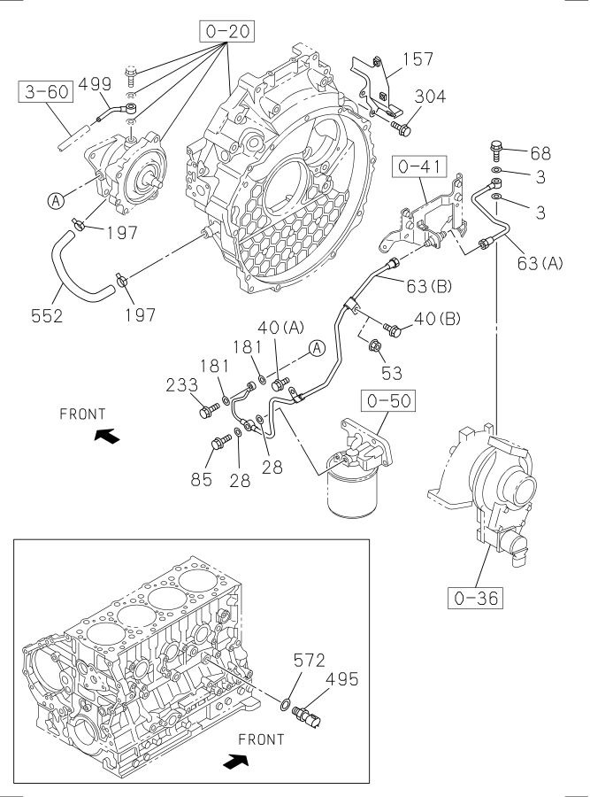 Isuzu Npr-hd Pipe  Prod  Eng  Engine