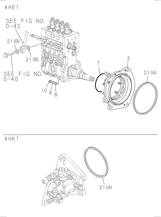 Isuzu Npr-hd Gasket  Engine  Set  Eng