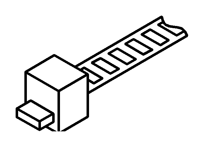 Isuzu Fvr Clip  Harness  Ulbr  Wiring